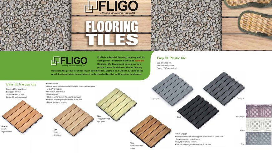 Fligo Flooring Innovation Group AB