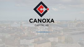 Canoxa Capital AB